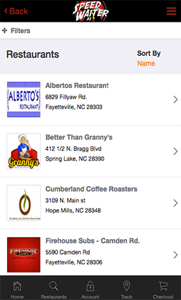 Ordering From Your Phone Is As Easy Pie